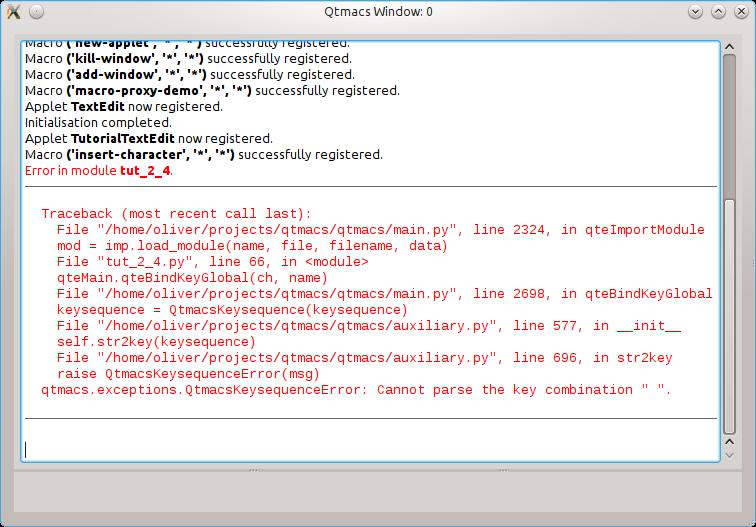 Programming Qtmacs — Qtmacs 0 1 documentation